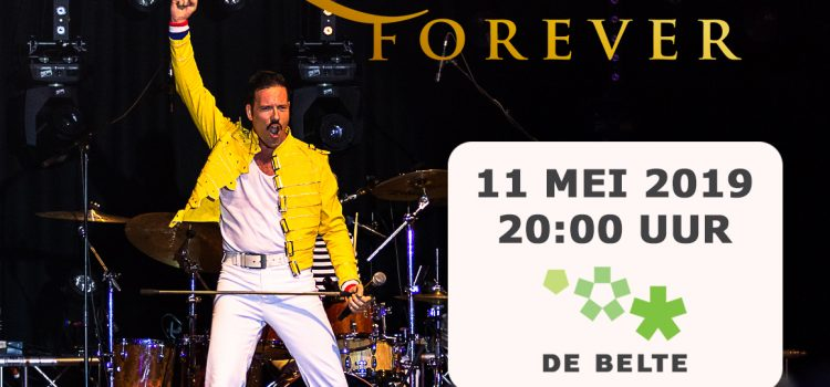 Queen Forever ticketverkoop